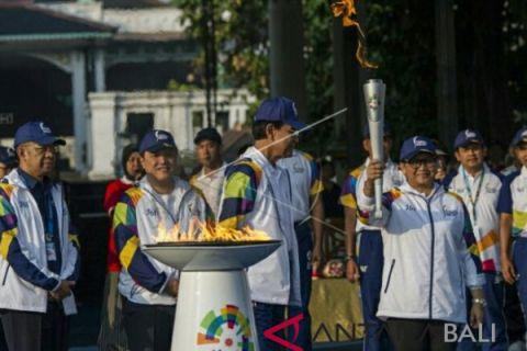 Airnav beri prioritas pesawat pembawa obor Asian Games