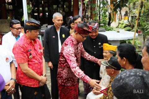 Wabup Badung hadiri peringatan pertemuan rahasia GBT
