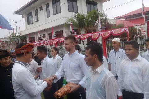 588 narapidana LP Kerobokan terima revisi kemerdekaan