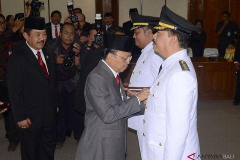 Gubernur Bali minta Bupati Gianyar buat terobosan