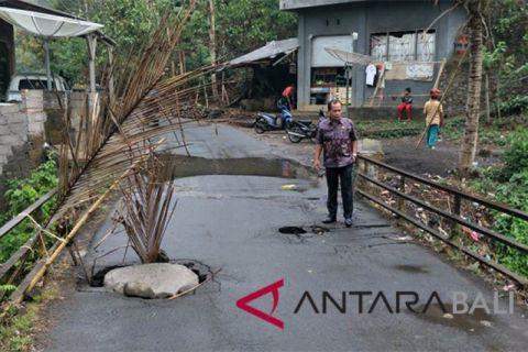 PUPR Buleleng segera perbaiki kerusakan jembatan penghubung Sepang-Sepang Kelod
