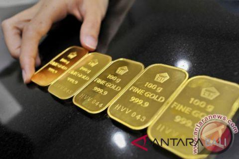 Penurunan harga emas berlanjut