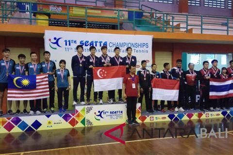 Singapura raih juara umum