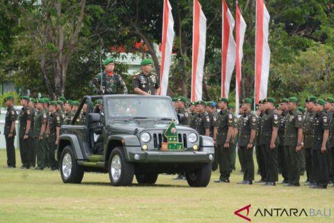 Pangdam Udayana dorong prajurit bersatu dengan rakyat
