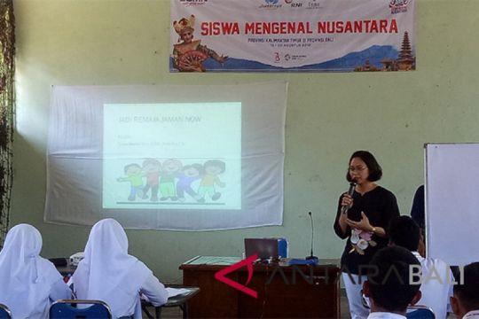 Psikolog-Dosen Komunikasi Bali motivasi peserta SMN Kaltim