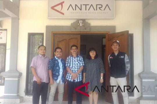 Kunjungi ANTARA Bali, ACT-IPP siap cetak