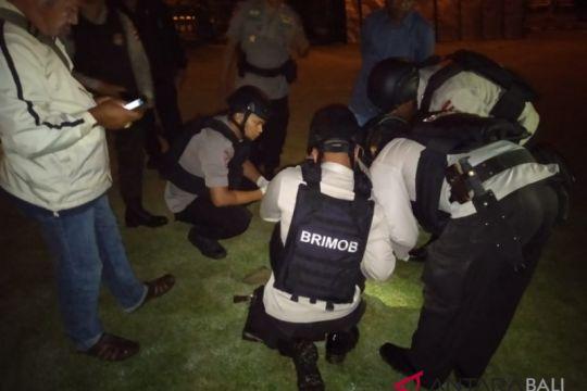 Polresta Denpasar selidiki penemuan granat dan senjata api