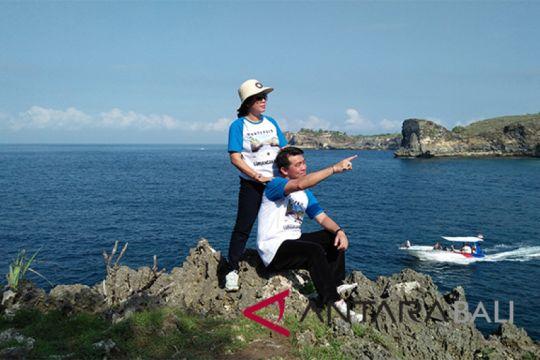Bupati Klungkung promosikan Pantai Lumangan