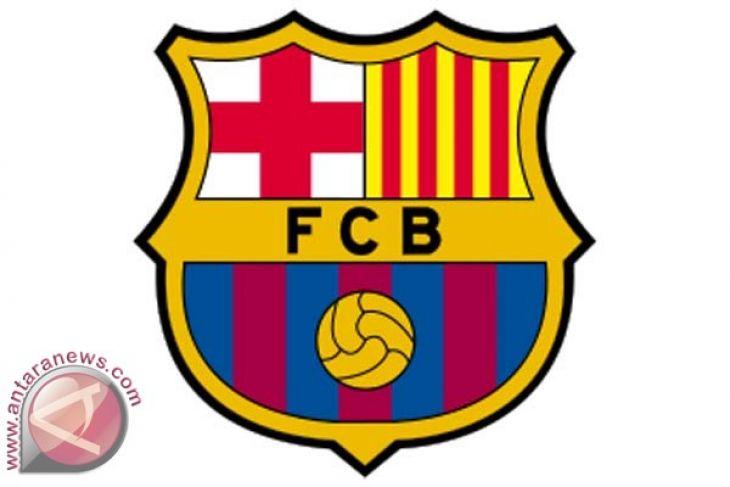 Klub Barcelona rekrut bek Yerry Mina dari Palmeiras