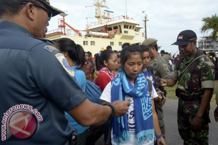 BPS: September, Penumpang Laut dari Bali Merosot