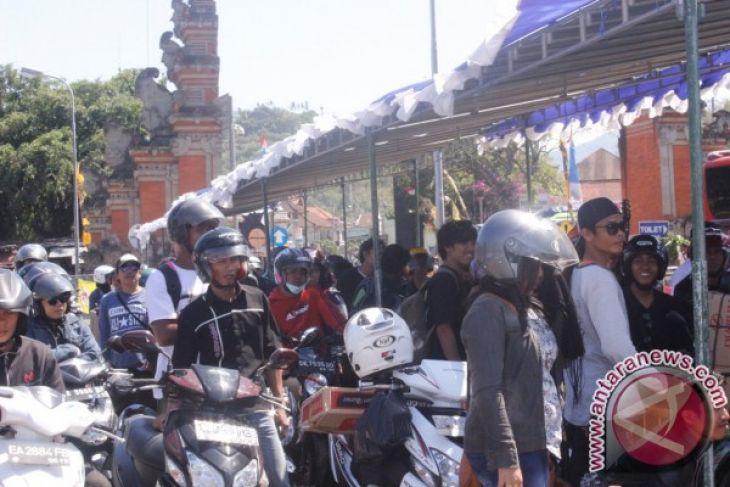 Legislator Bali imbau pemudik motor waspada di jalan raya