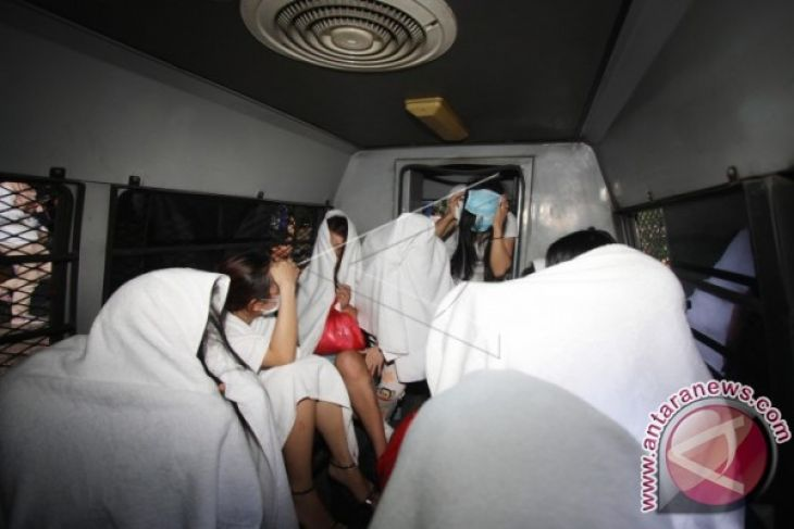 Terduga narkoba, Polda Bali tahan delapan pengunjung hiburan malam