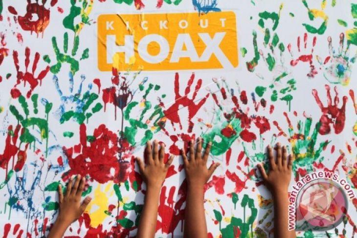 Mafindo: hoaks sudah membahayakan!