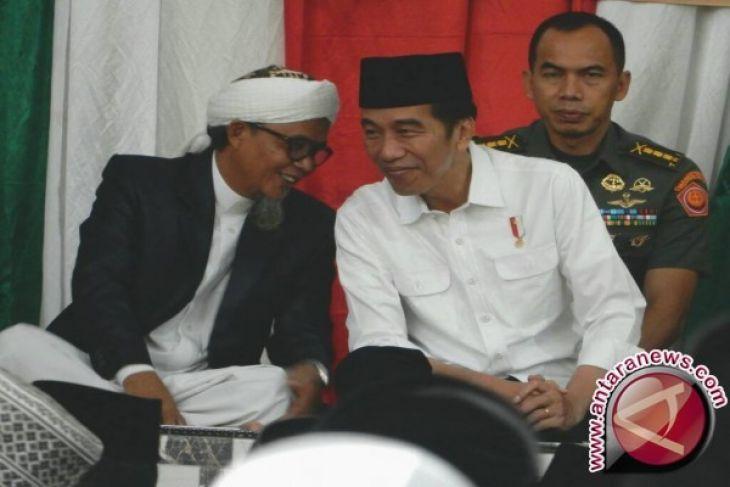 Jokowi protes gambar
