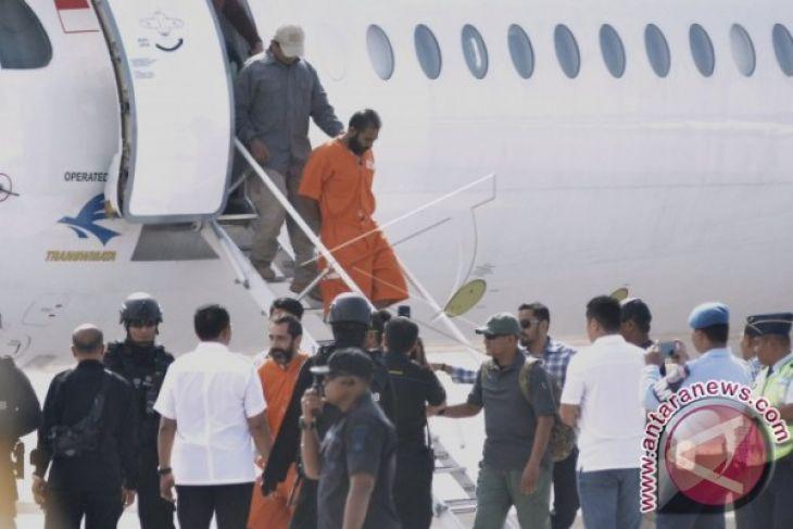 Kanwil Kemenkumham Bali klarifikasi penangkapan napi asimilasi