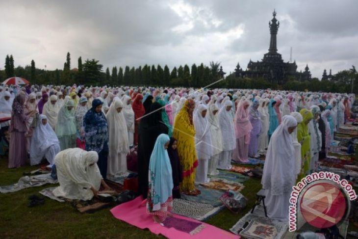 Denpasar siapkan 22 lokasi Shalat Idul Fitri