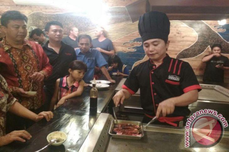 Hibachi Voyaga Bali Menawarkan Kuliner Interaktif untuk Wisatawan