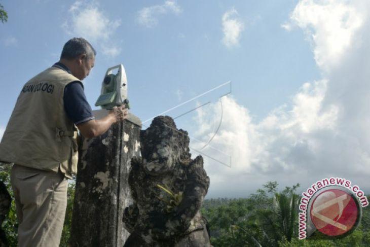 PVMBG Berencana Pasang Alat Tambahan Pantau Agung