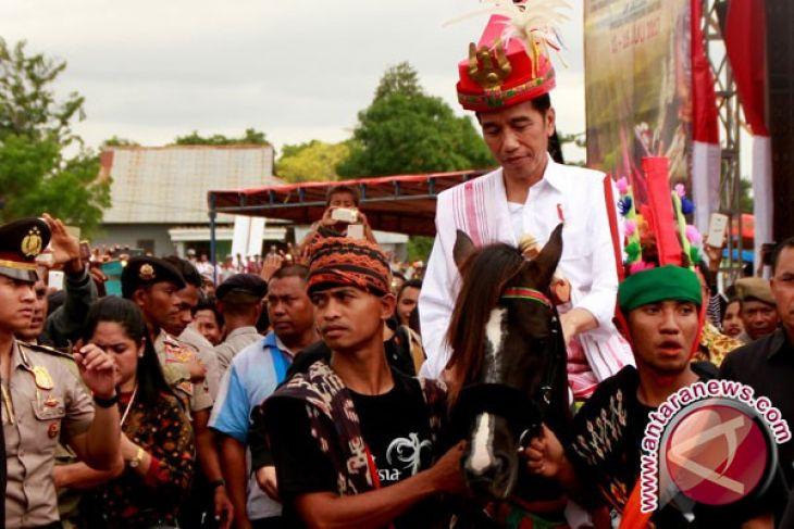 Kuda Sandelwood untuk Presiden Jokowi Ditetapkan Milik Negara