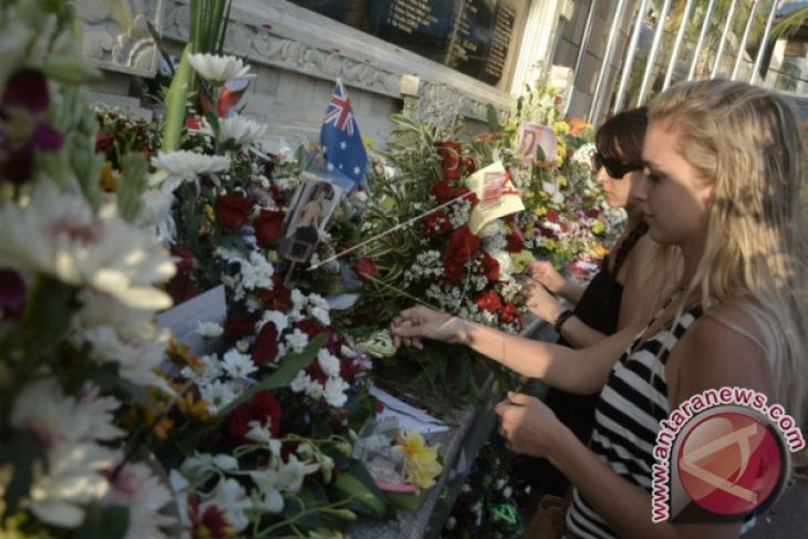 Anniversary Of First Bali Bombings Commemorated