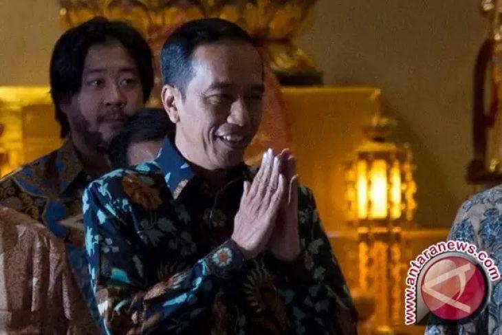 Presiden Jokowi Dukung Gerai 'Foodtruck'