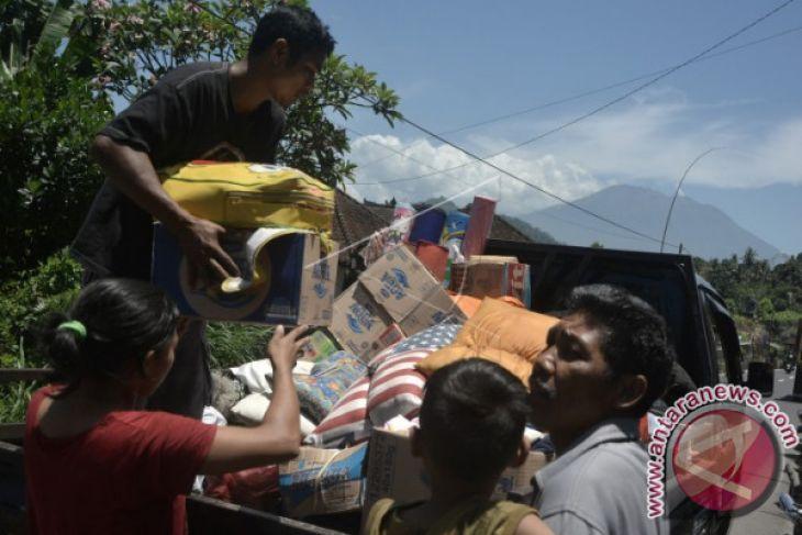 Antisipasi Karangasem Hadapi Abu Vulkanik Gunung Agung