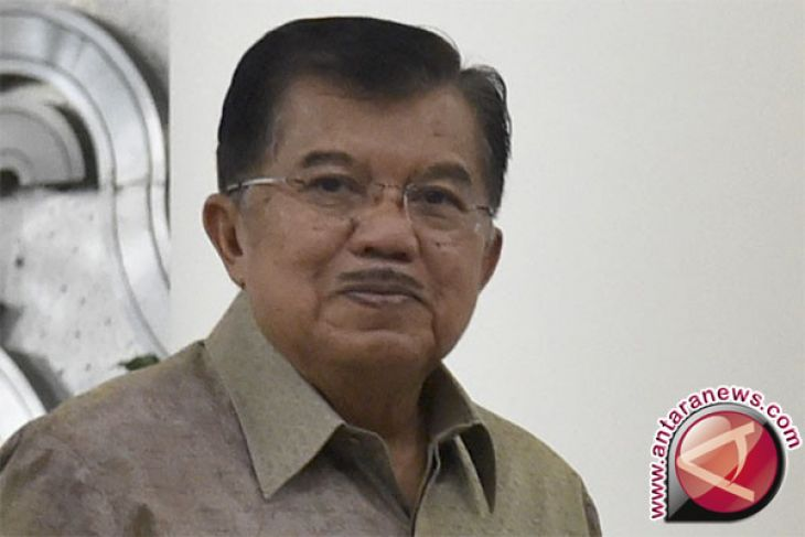 Wapres Kalla lepas Parade Asian Games
