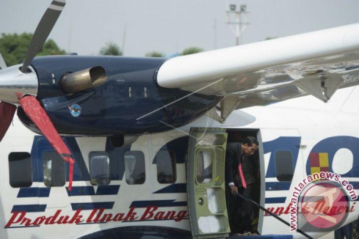 President Jokowi Officially Names N-219 Aircraft Nurtanio