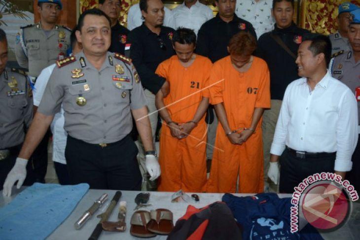 Polisi Denpasar Membekuk Pelaku Pembunuhan Warga Belanda