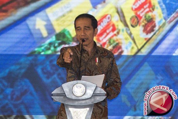 Presiden Jokowi berikan pembekalan 1.591 calon hakim
