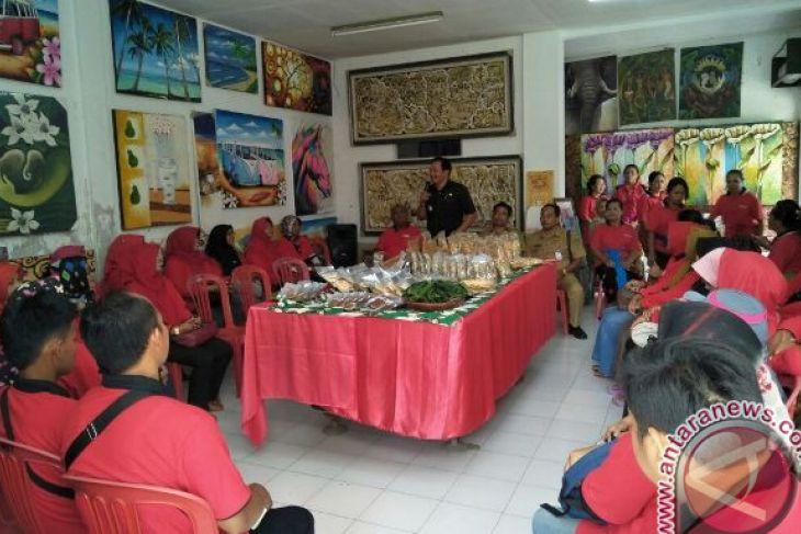 Desa Kabupaten Jembrana Ramai Kunjungan Daerah Lain