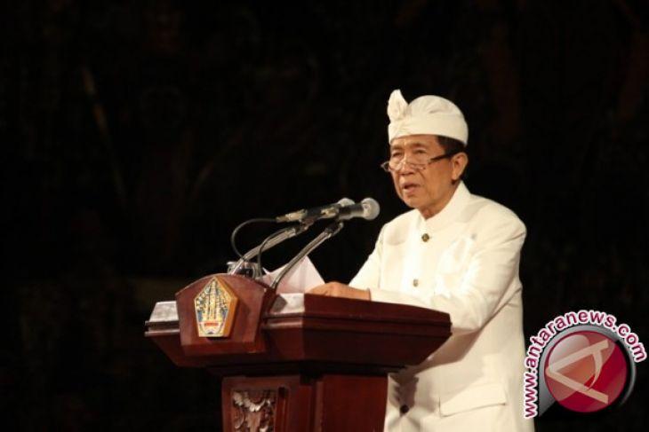 Gubernur Pastika ingatkan inspektur pertahankan WTP