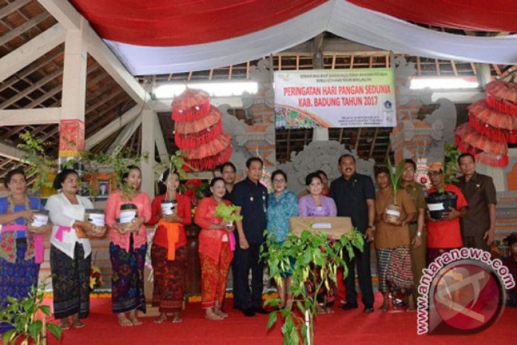 Pemkab Badung Berkomitmen Wujudkan Kedaulatan Pangan
