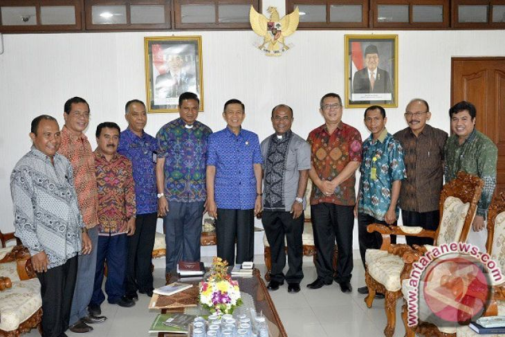 Gubernur Pastika: Bali Jadi Pulau Toleransi