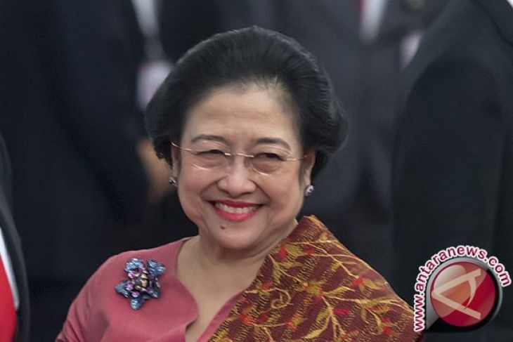 Megawati Unveils Excellence of Pancasila Democracy in S Korea