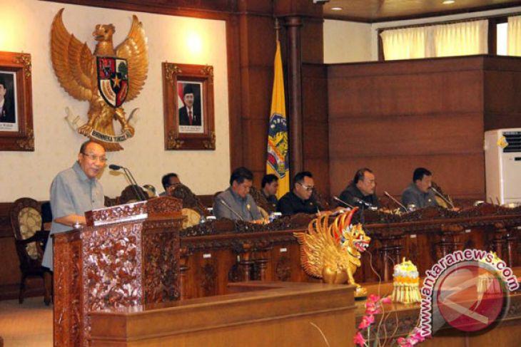 Sidang DPRD Denpasar bahas APBD Perubahan