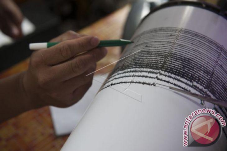 Aktivitas Tremor Gunung Agung
