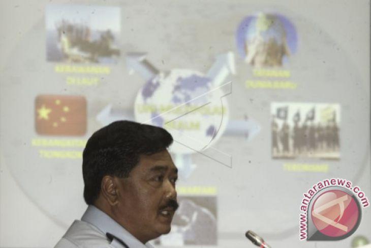 Sidang Paripurna DPR RI Bahas Calon Panglima TNI