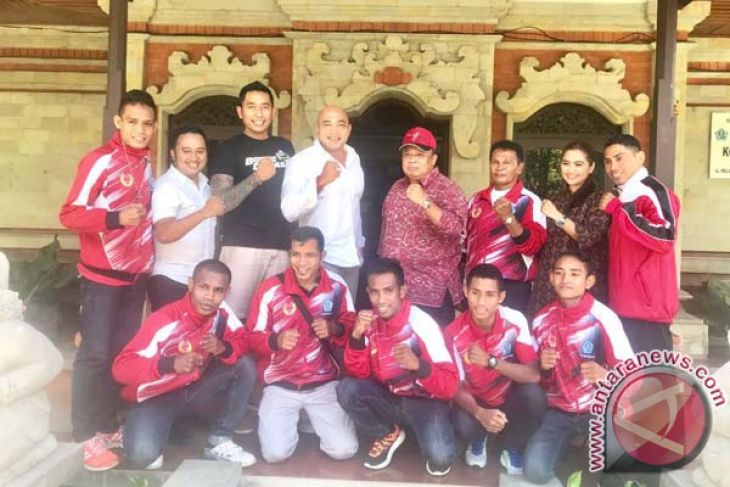 Petinju Denpasar Sabet Empat Medali Emas