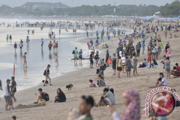 Kunjungan Wisatawan Australia ke Bali turun 3,02 persen