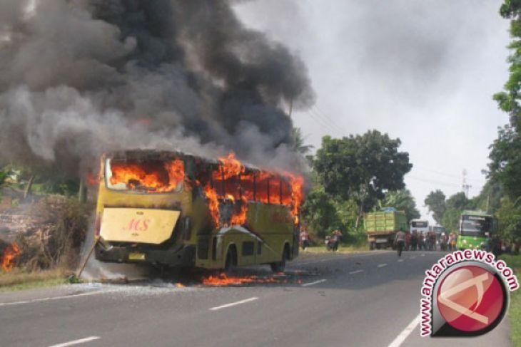 32 Wisatawan WNI Selamat Saat Bus Terbakar di Malaysia