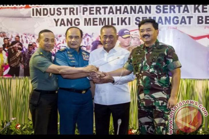 Rapat Pimpinan Kementerian Pertahanan