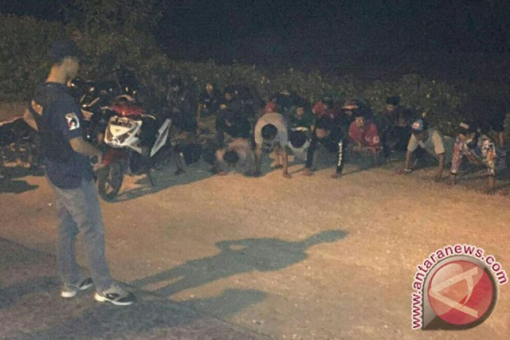 Pesta miras di Serangan, Polda Bali tindak ABG