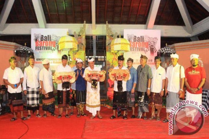 Pemkot Denpasar dukung 'Bali Barong Festival'