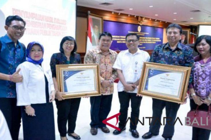 Pemkot Denpasar raih penghargaan pelayanan publik