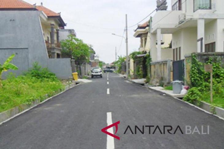 Dinas PUPR Denpasar gencar perbaiki jalan dan trotoar