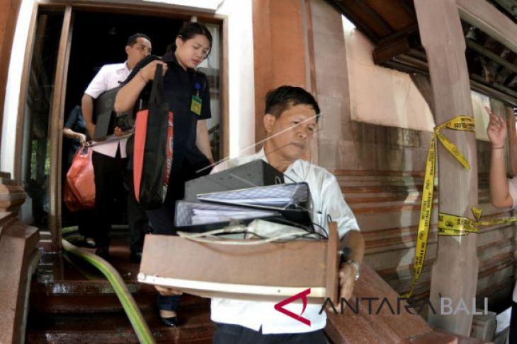 Pasca Kebakaran Perkantoran Gubernur Bali