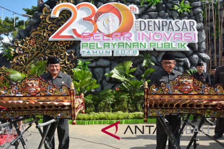 Pemkot Denpasar gelar pameran pembangunan tampilkan produk inovatif