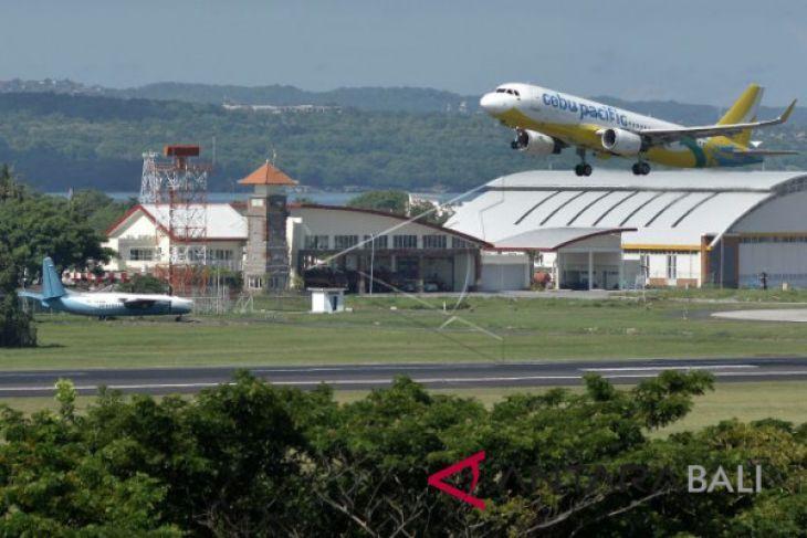 BPS: penerbangan dari Bali ke mancanegara meningkat 1,9 persen