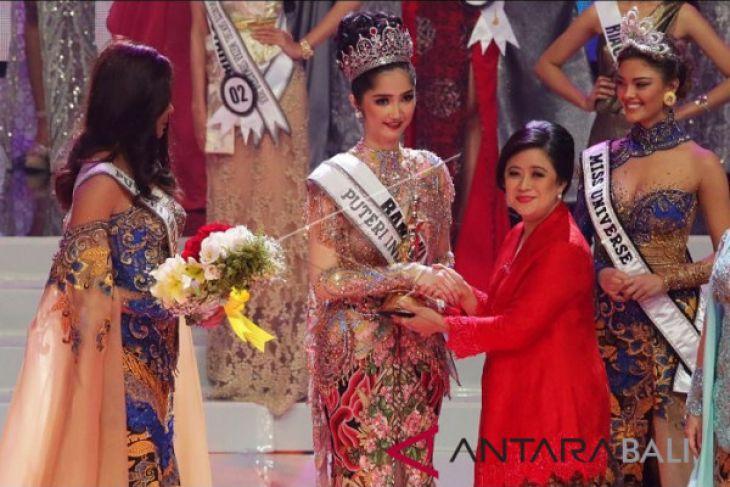 Sonia Fergina Citra jadi Puteri Indonesia 2018